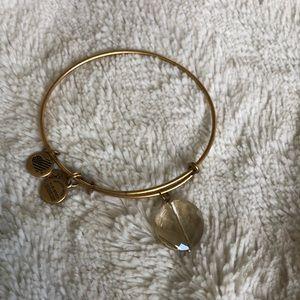 Crystal Alex and Ani bracelet